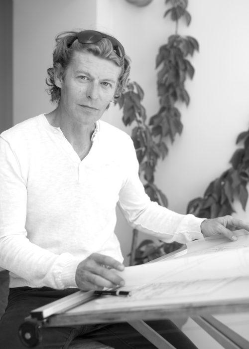 Quillaume Fanget, architecte à Yssingeaux, en Haute-Loire 43