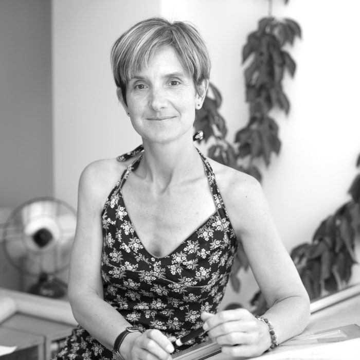 Sophie Fanget, architecte à Yssingeaux, en Haute-Loire (43)