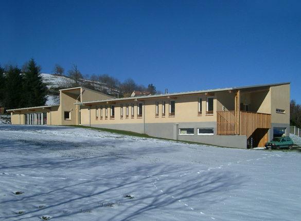 Bâtiment d'accueil et d'activités du FAM d'Yssingeaux