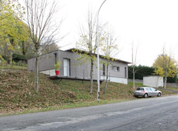 Maison individuelle ossature bois à Yssingeaux