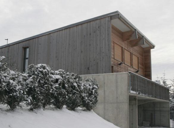 4 - Fanget Fiard Architectes - Salle de Reunion - Le Pertuis - Haute Loire
