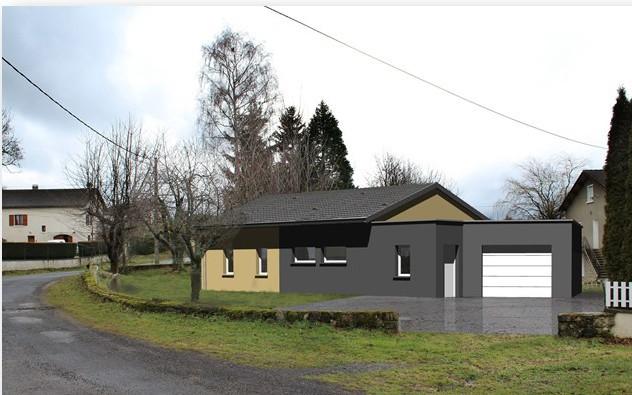 Fanget Fiard Architectes - Construction Maison individuelle- Marhnac - Yssingeaux - Haute Loire