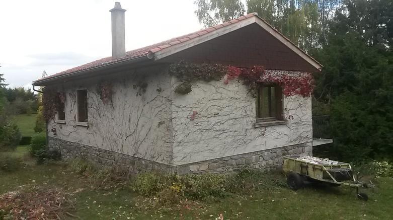 Architectes Fanget-Fiard, extension maison individuelle à Vaunac - 43