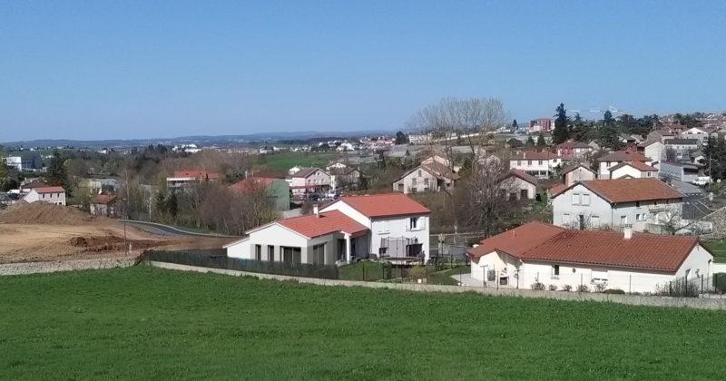 Fanget Fiard architectes, réalisation d'une maison individuelle à Yssingeaux